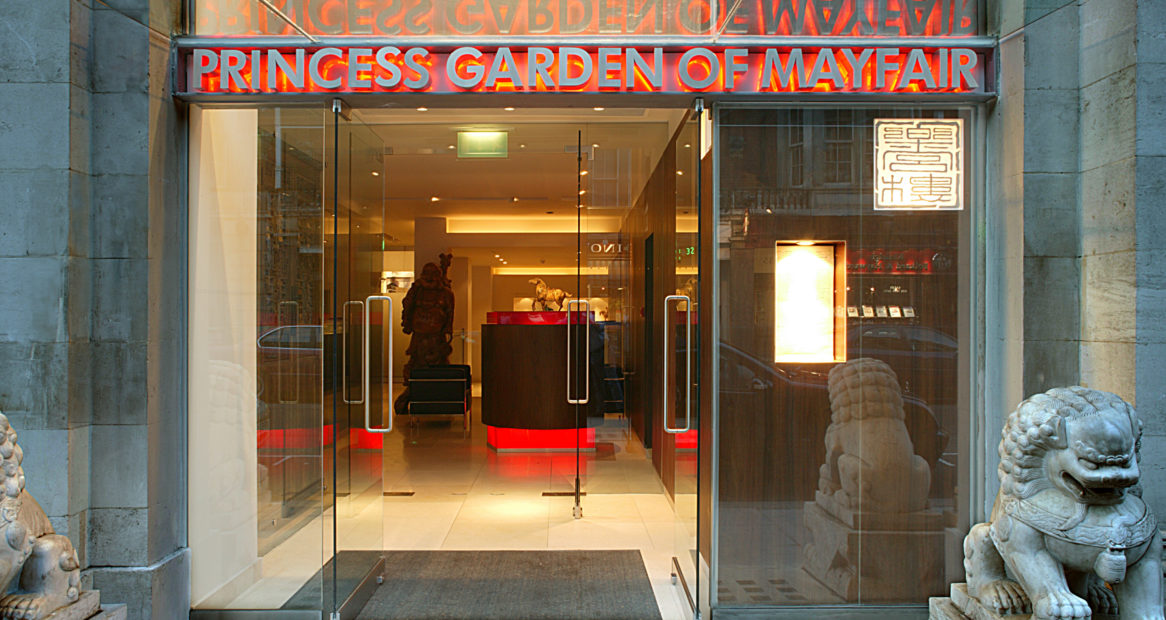 Princess Garden of Mayfair