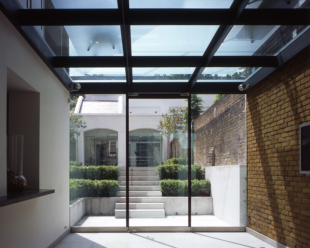 Belsize Architects Double Storey Extension