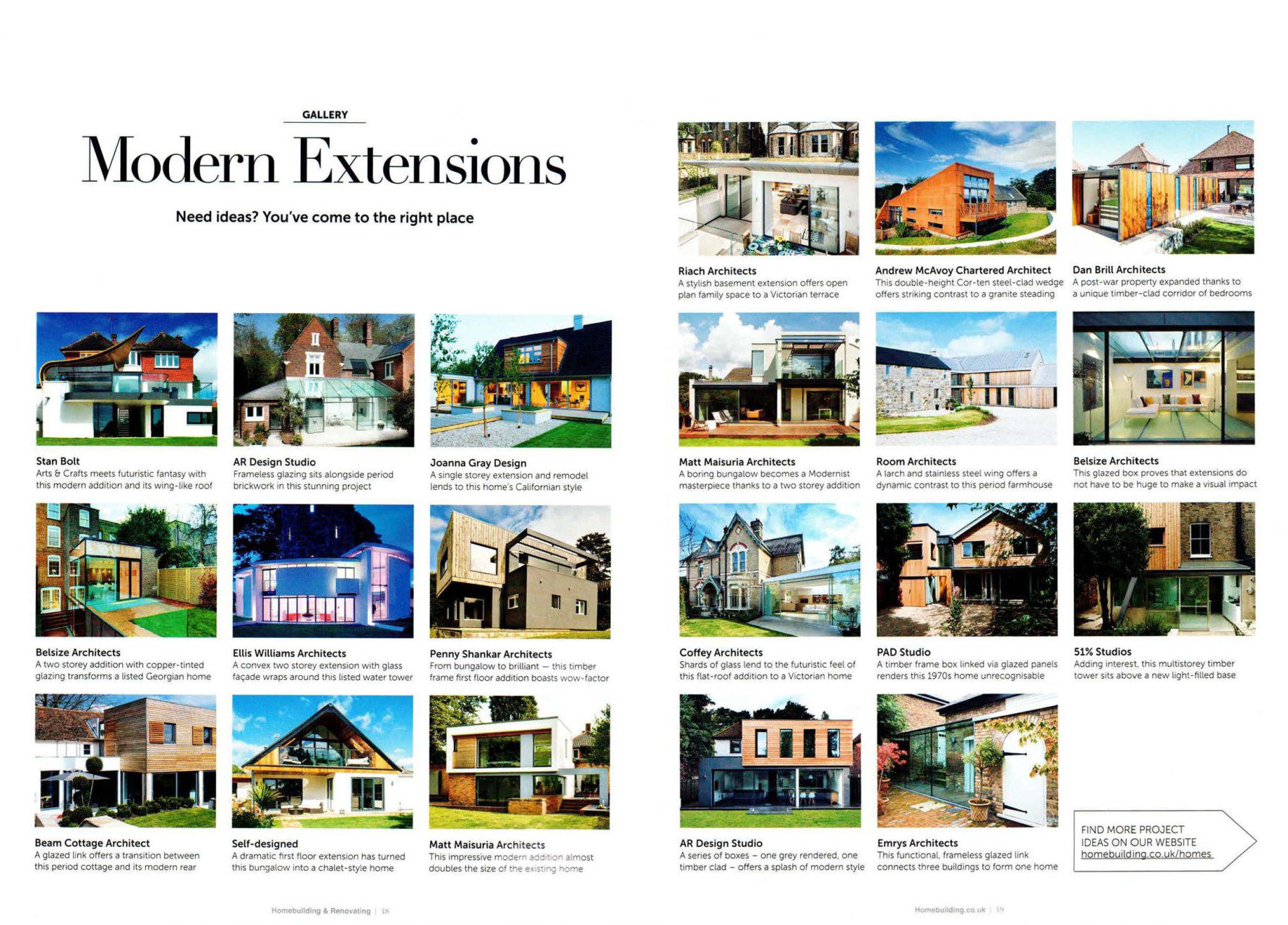 My home building magazine feature the latest news from for Home building magazines